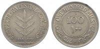 100 Mils 1935 Palästina Unter britischer Verwaltung 1922-1948. Fast vor... 75,00 EUR  zzgl. 5,00 EUR Versand