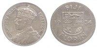 Florin 1934 Fidschi Inseln (Fiji Islands) George V. 1910-1936. Vorzügli... 145,00 EUR  zzgl. 5,00 EUR Versand