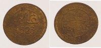 Cu 2 Mazunas 1323 AH Marokko Abdul Aziz AH 1311-1326 (1894-1908). Schön... 60,00 EUR  zzgl. 5,00 EUR Versand