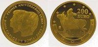 200 Euro Gold 2003 Spanien-Königreich Juan Carlos 1975-2014. Polierte P... 660,00 EUR kostenloser Versand