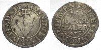 1/16 Taler 1630 Pommern-Stralsund, Stadt  Sehr schön  75,00 EUR  zzgl. 5,00 EUR Versand