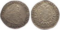 Taler 1655  KB Ungarn Ferdinand III. 1637-1657. Prägeschwäche, vorzügli... 475,00 EUR kostenloser Versand