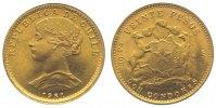 20 Pesos Gold 1961 Chile Republik seit 1818. Vorzüglich - Stempelglanz  195,00 EUR  zzgl. 5,00 EUR Versand