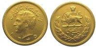 Pahlavi Gold 1966 Iran Mohammed Reza Pahlavi, Shah (SH 1320-1358) 1941-... 375,00 EUR kostenloser Versand
