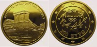 Griechenland 100 Euro  Gold 2004 Polierte Platte Dritte Republik. seit 1... 495,00 EUR 
