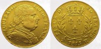 Frankreich 20 Francs  Gold 1815 R Winz. Kratzer, sehr sch&ouml;n - vorz&uuml;glich... 345,00 EUR 