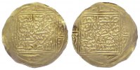 Algerien Dinar AH 1 Gold Mohammed III. AH 1003-1012 (1595-1603).