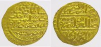 &Auml;gypten Sultan Gold 926 AH Fast vorz&uuml;glich Sulayman I. (AH 926-974) 1520... 375,00 EUR 