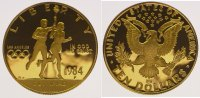 Vereinigte Staaten von Amerika 10 Dollars  Gold 