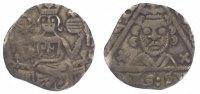 Pfennig  1258-1306 Büren, Herrschaft Berth...
