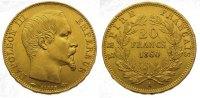 20 Francs Gold 1860  A Frankreich Napoleon III. 1852-1870. Sehr schön -... 275,00 EUR kostenloser Versand