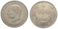 100 Kurush 1934 Türkei Republik. Vorzüglich  145,00 EUR  zzgl. 5,00 EUR Versand
