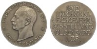 Oldenburg Medaille Friedrich August 1900-1918.