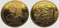 200 Zloty Gold 2007 Polen Republik nach 1989. Originaletui. Polierte Pl... 695,00 EUR kostenloser Versand
