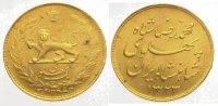 Pahlavi Gold 1944 Iran Mohammed Reza Pahlavi, Shah (SH 1320-1358) 1941-... 375,00 EUR kostenloser Versand