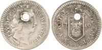 Silberabschlag von den Stempeln des Vier 1710 Jülich-Berg Johann Wilhel... 65,00 EUR  zzgl. 5,00 EUR Versand