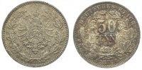 50 Pfennig 1877  J Kleinmünzen  Vorzüglich  110,00 EUR  zzgl. 5,00 EUR Versand