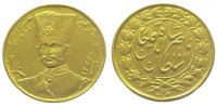 Toman Gold 1299 AH Iran Kadscharen. Nasir al-Din Shah (AH 1264-1313) 18... 365,00 EUR kostenloser Versand