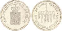 Silbergroschen 1866 Hessen-Kassel Friedrich Wilhelm I. 1847-1866. Fast ... 60,00 EUR  zzgl. 5,00 EUR Versand