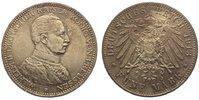5 Mark 1913  A Preußen Wilhelm II. 1888-1918. Schöne Patina. Vorzüglich... 70,00 EUR  zzgl. 5,00 EUR Versand
