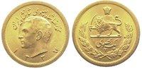 Pahlavi Gold 1958 Iran Mohammed Reza Pahlavi, Shah (SH 1320-1358) 1941-... 375,00 EUR kostenloser Versand