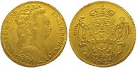 6400 Reis (Peca) Gold 1794  R Brasilien Ma...