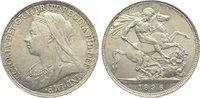 Crown 1896 Großbritannien Victoria 1837-1901. Vorzüglich - Stempelglanz  675,00 EUR kostenloser Versand