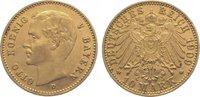 10 Mark Gold 1909  D Bayern Otto 1886-1913. Sehr schön - vorzüglich  245,00 EUR  zzgl. 5,00 EUR Versand