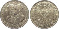 5 Mark 1915  A Mecklenburg-Schwerin Friedrich Franz IV. 1897-1918. Fast... 825,00 EUR kostenloser Versand