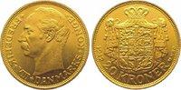20 Kronen Gold 1912 Dänemark Frederik VIII. 1906-1912. Vorzüglich - Ste... 375,00 EUR kostenloser Versand