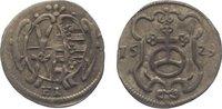 Pfennig 1629  HI Sachsen-Albertinische Linie Johann Georg I. 1615-1656.... 95,00 EUR  zzgl. 5,00 EUR Versand