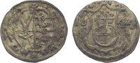 Pfennig 1644  CR Sachsen-Albertinische Linie Johann Georg I. 1615-1656.... 125,00 EUR  zzgl. 5,00 EUR Versand
