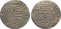 Kipper 8 Groschen 1622  W Sachsen-Albertin...