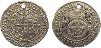 1/24 Taler 1660  CR Sachsen-Albertinische Linie Johann Georg II. 1656-1... 15,00 EUR  zzgl. 5,00 EUR Versand