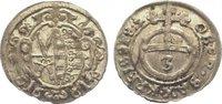 3 Pfennig 1661  CR Sachsen-Albertinische Linie Johann Georg II. 1656-16... 145,00 EUR  zzgl. 5,00 EUR Versand
