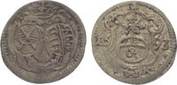 Pfennig 1693  IK Sachsen-Albertinische Linie Johann Georg IV. 1691-1694... 45,00 EUR  zzgl. 5,00 EUR Versand