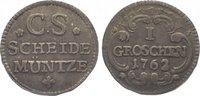 Groschen 1762 Sachsen-Albertinische Linie Friedrich August II. 1733-176... 55,00 EUR  zzgl. 5,00 EUR Versand