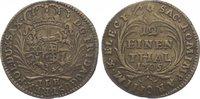Zeitgenössische Fälschung eines 1/12 Tal 1705 Sachsen-Albertinische Lin... 25,00 EUR  zzgl. 5,00 EUR Versand