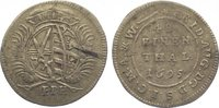 1/48 Taler 1695 Sachsen-Albertinische Linie Friedrich August I. 1694-17... 45,00 EUR  zzgl. 5,00 EUR Versand