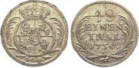 1/48 Taler 1730 Sachsen-Albertinische Linie Friedrich August I. 1694-17... 95,00 EUR  zzgl. 5,00 EUR Versand