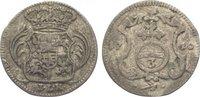 3 Pfennig 1710 Sachsen-Albertinische Linie Friedrich August I. 1694-173... 55,00 EUR  zzgl. 5,00 EUR Versand