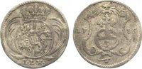 3 Pfennig 1715 Sachsen-Albertinische Linie Friedrich August I. 1694-173... 95,00 EUR  zzgl. 5,00 EUR Versand
