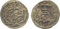 Pfennig 1722 Sachsen-Albertinische Linie Friedrich August I. 1694-1733.... 20,00 EUR  zzgl. 5,00 EUR Versand