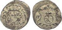 Pfennig 1726 Sachsen-Albertinische Linie Friedrich August I. 1694-1733.... 20,00 EUR  zzgl. 5,00 EUR Versand