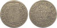 1/24 Taler 1764 Sachsen-Albertinische Linie Friedrich August III. 1763-... 15,00 EUR  zzgl. 5,00 EUR Versand