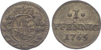 Pfennig 1765  C Sachsen-Albertinische Linie Friedrich August III. 1763-... 5,00 EUR  zzgl. 5,00 EUR Versand