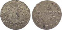 1/12 Taler 1798 Sachsen-Albertinische Linie Friedrich August III. 1763-... 25,00 EUR  zzgl. 5,00 EUR Versand