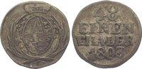 1/48 Taler 1803  C Sachsen-Albertinische Linie Friedrich August III. 17... 20,00 EUR  zzgl. 5,00 EUR Versand