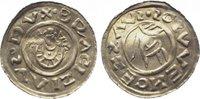 Pfennig 1037-1055 Tschechien-Böhmen Bretis...