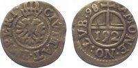 Lübeck, Stadt 1/192 Taler (Dreiling) 1698 Sehr schön  20,00 EUR  zzgl. 5,00 EUR Versand